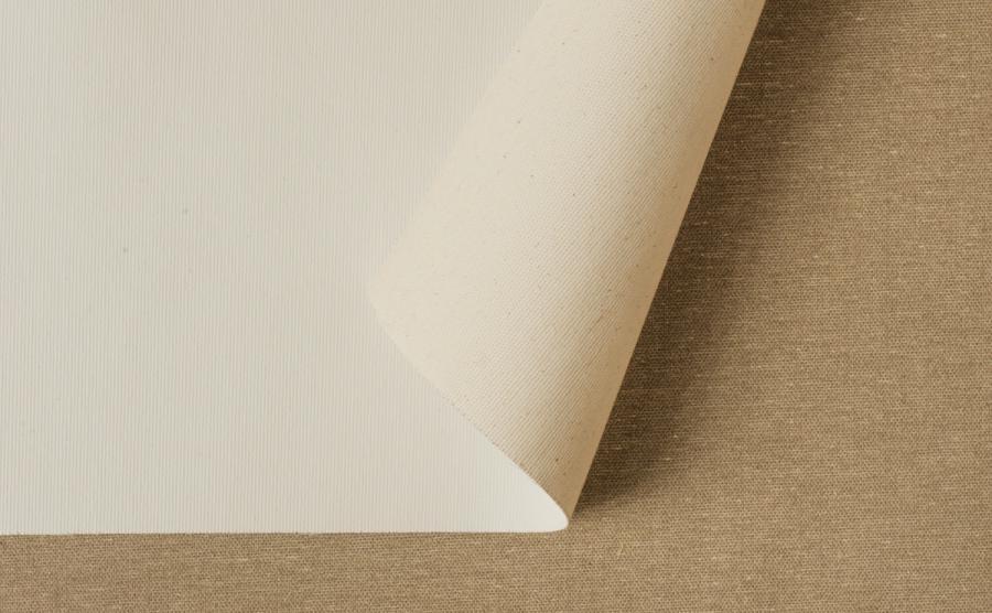 bavlnene plátno, akrylový šeps, gramáž 310 g/2, šírka plátna 2,10 m